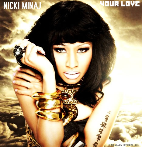 Nicki Minaj Your Love Cover By Shinodafan94 On Deviantart