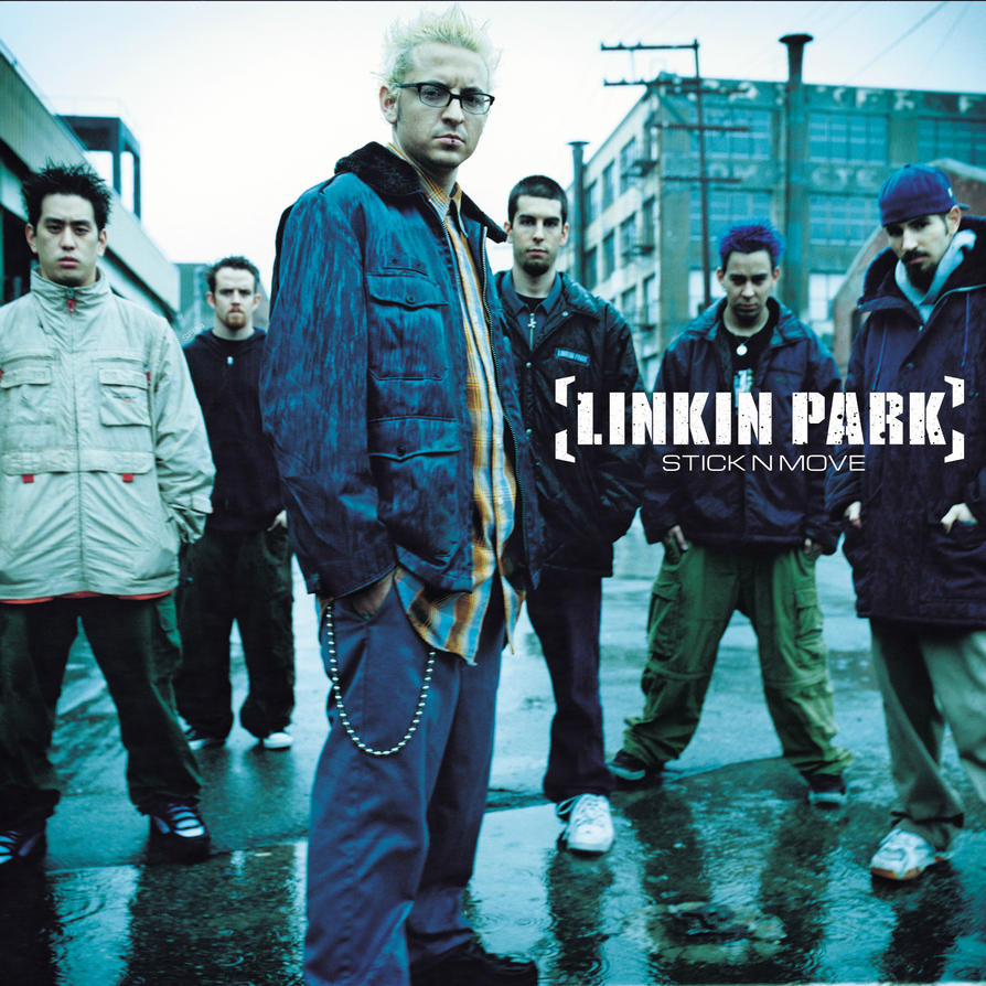 Image Result For Stick N Move Linkin Park