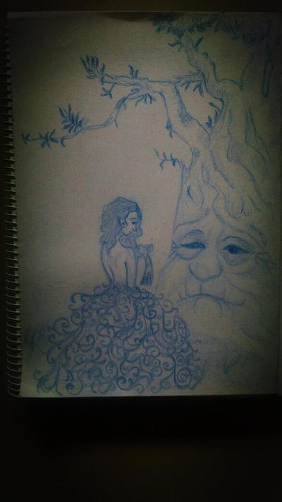 the tree by yadira06