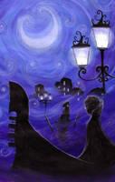 Venitian Night by JennyBunny