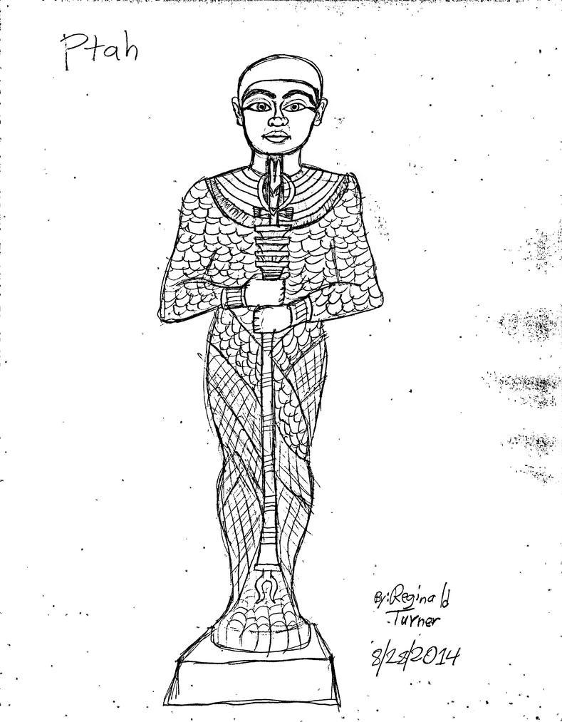 Ptah by reg92