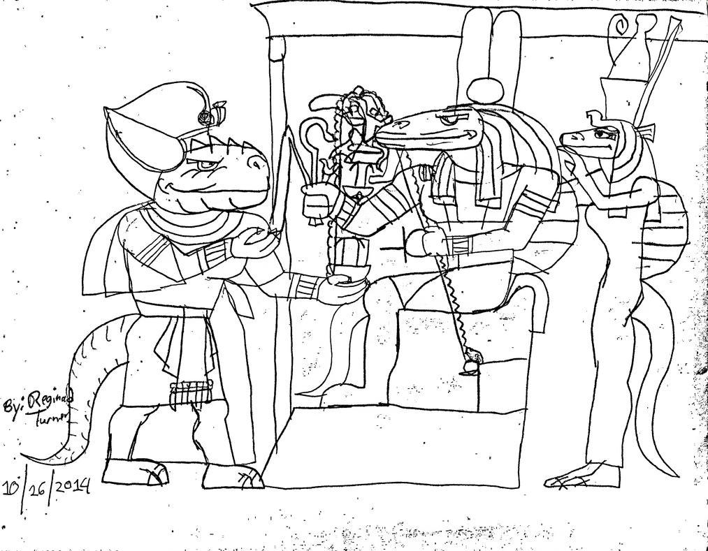 Ramesses II by reg92