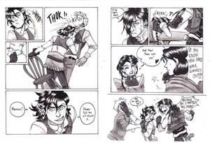 Desperado Saga 24HCD pages