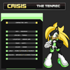 Crisis - Animated ID by SA2OAP