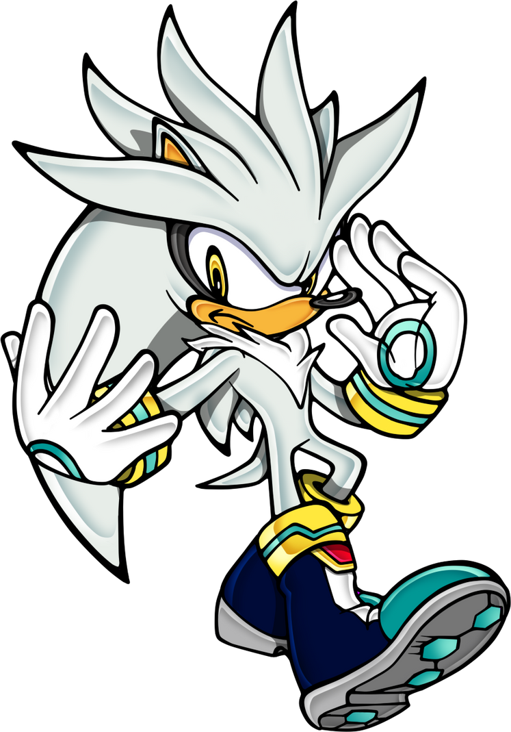 Sa silver the hedgehog by sa2oap on deviantart for Painting games com