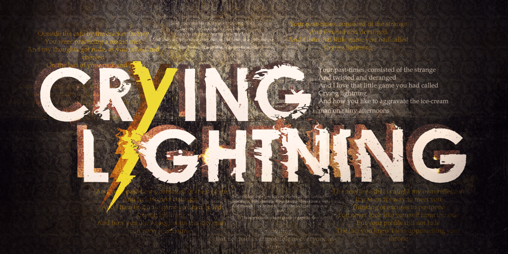 Dibujos - Logos - Flyers - Firmas Crying_Lightning_by_HD_Doyle