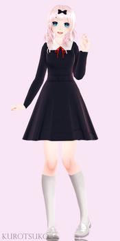 Tda Chika Fujiwara [DL] by Kurotsuko