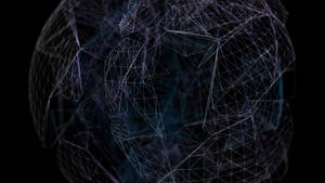 Wireframe Wallpaper