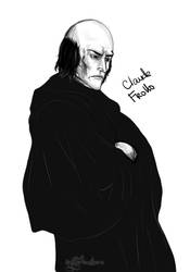 Claude by mysteriousharu