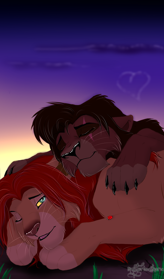 The gallery for --> Simba And Scar Mating