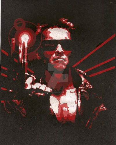 The Terminator by predator-fan