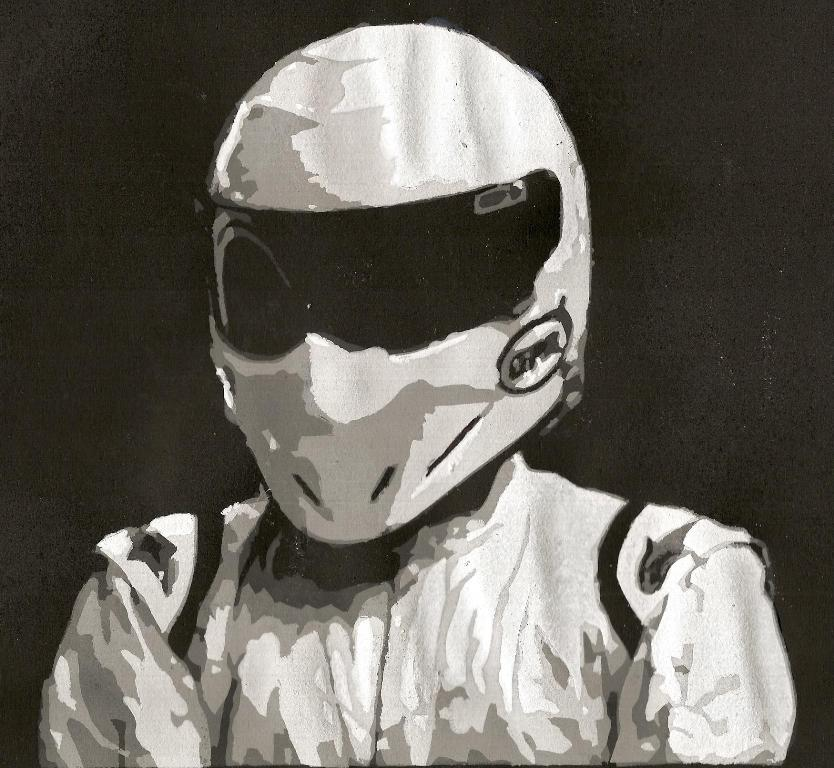 The Stig by predator-fan