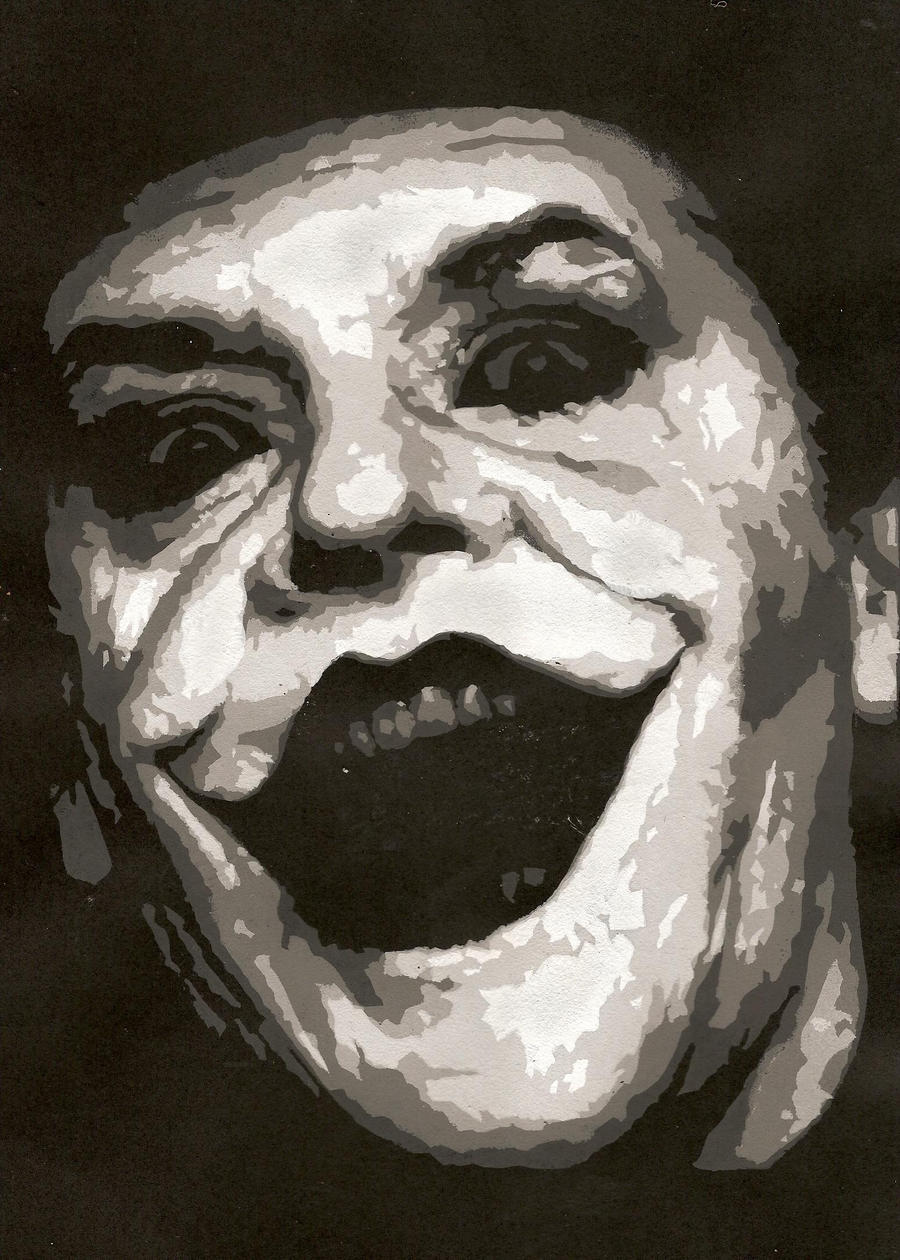 The Joker - Jack Nicholson by predator-fan