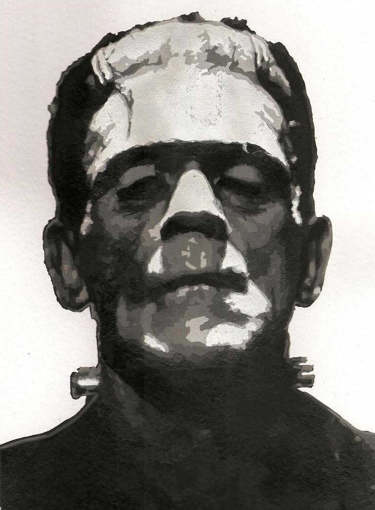 Frankenstein's Monster by predator-fan on DeviantArt