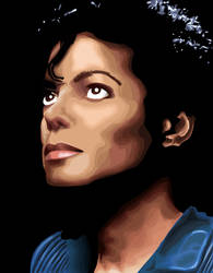 Michael Jackson The King Of Pop by predator-fan