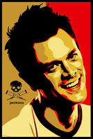Johnny Knoxville by predator-fan
