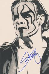 Sting Signed