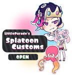 NEW Splatoon Squid and Octopus Customs
