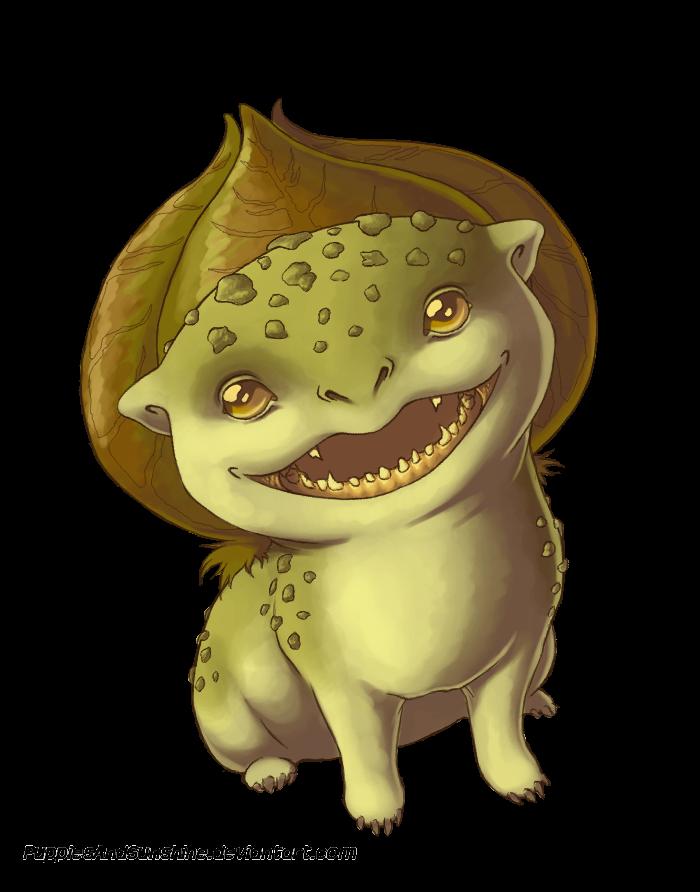 001 Bulbasaur by PuppiesAndSunshine