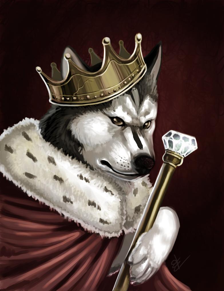 Doggy King by PuppiesAndSunshine