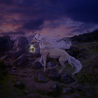 Find My Way In The Dark by malrymoo