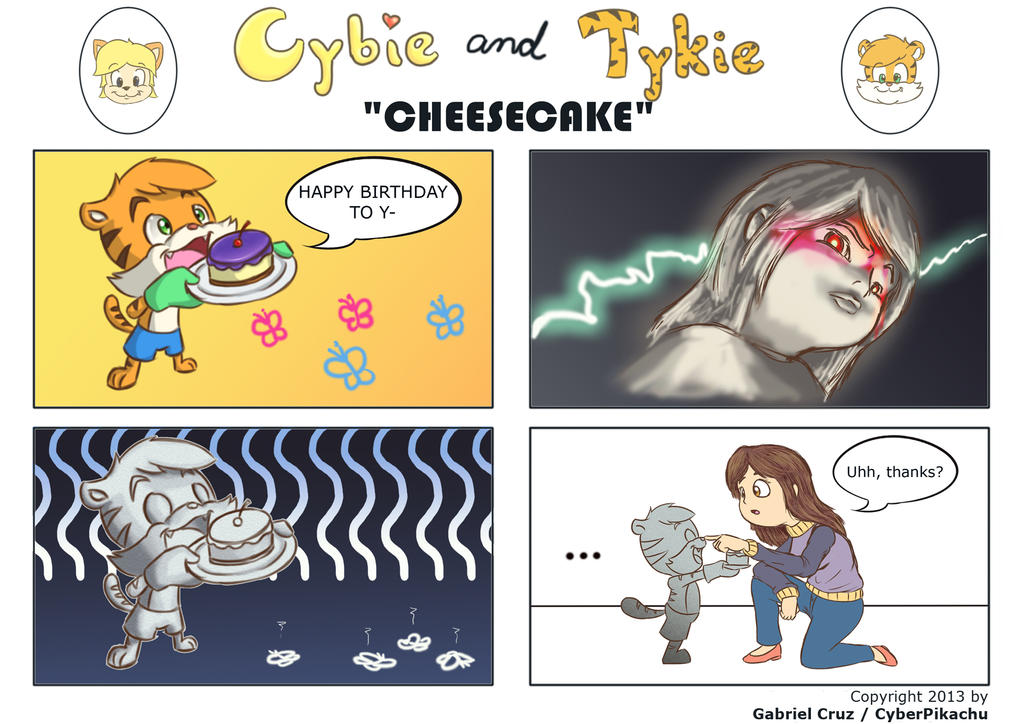 DeviantArt: More Artists Like Cybie and Tykie - Fanboy by CyberPikachu