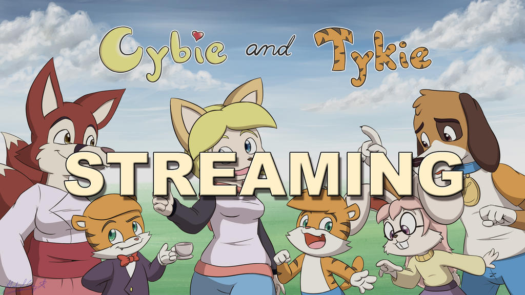 STREAMING! by CyberPikachu