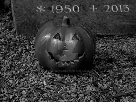 Halloweenkuerbis 2019