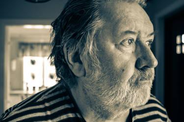 My Late Father by xephera
