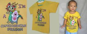 Customized Handpainted Kiddie T-Shirts