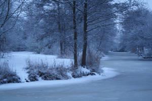 winterwonderland I by Pimthida