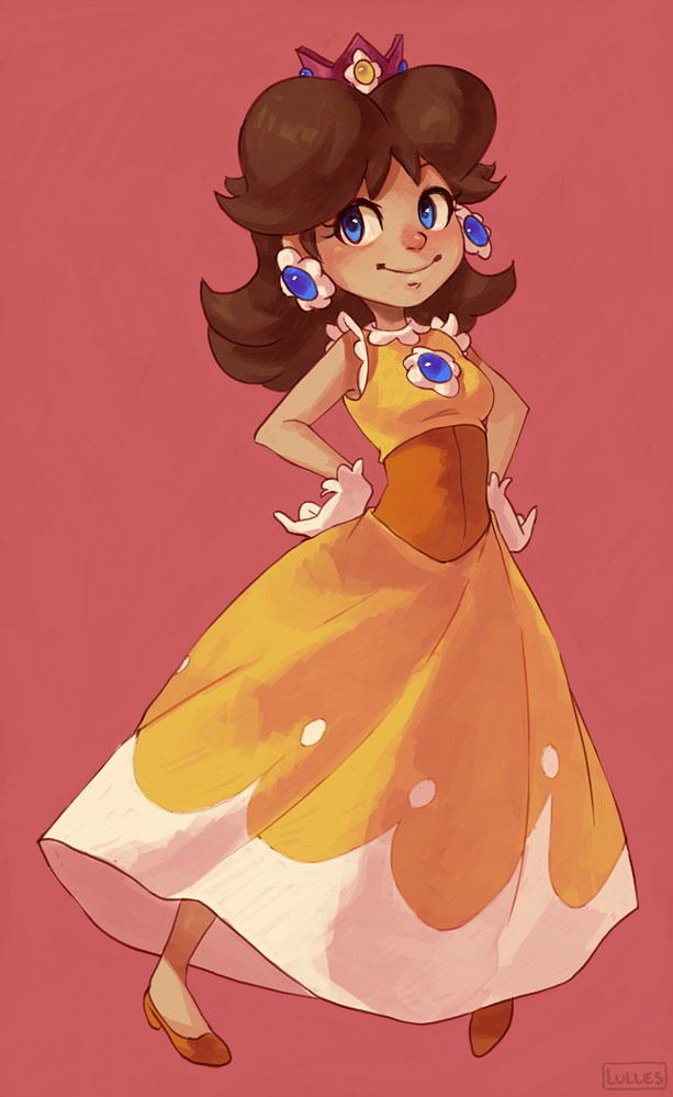 Daisy by lulles