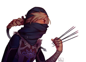 Sheik by lulles