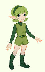 Saria by lulles