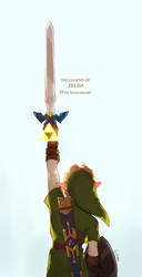 The Legend of Zelda 35th Anniversary