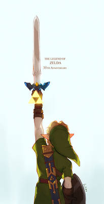 The Legend of Zelda 35th Anniversary