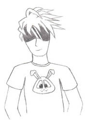 Kamui in VBS T-shirt