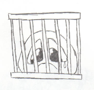 Caged Slime by KamuiShinjo