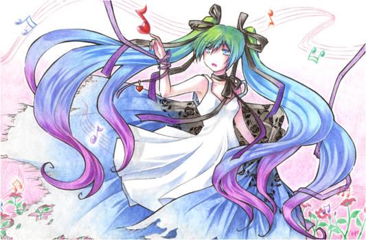 Vocaloid - just a song
