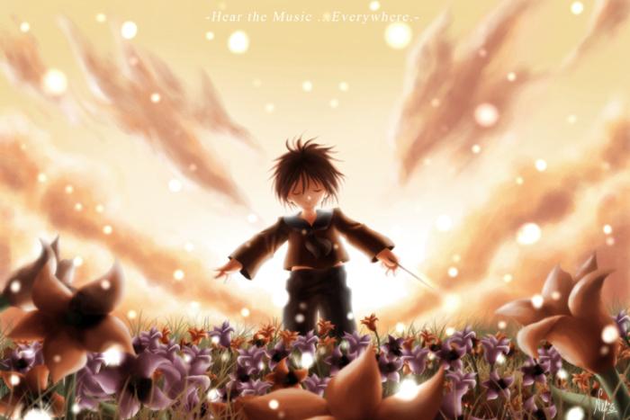 X Symphony - Flowers's Dance by Nefis