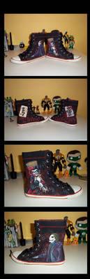 HarleyXJoker Shoes
