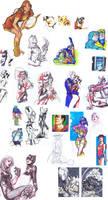 Massive DC Sketchdump 2