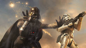 Star Wars -  For The Empire's Glory