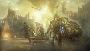 Captain America  WW2