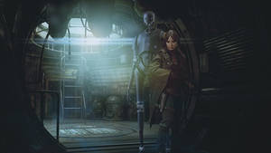 Rogue One - Jyn Erso And  K-2SO