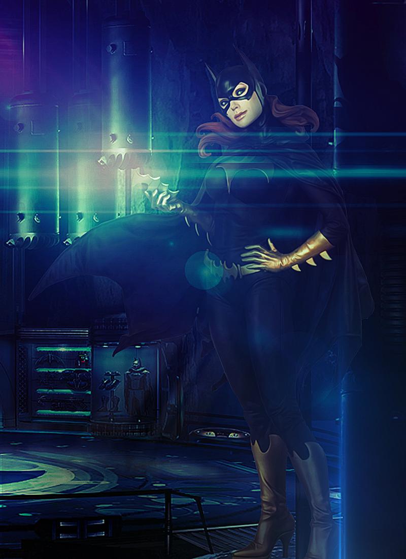 Batgirl by Aste17
