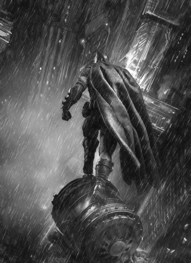 Go batman by Aste17