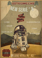 R2D2 Advertising by Aste17
