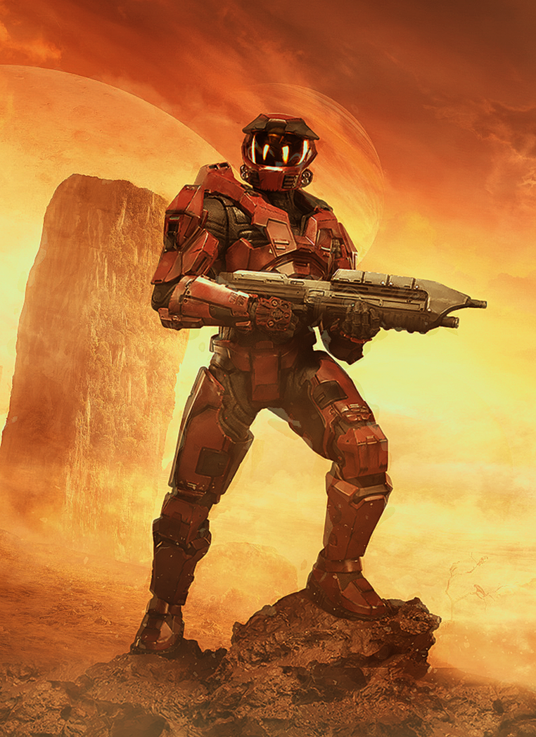 Spartan by Aste17