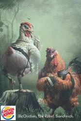 Chicken King by Aste17